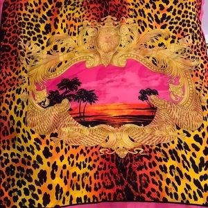 Versace for H&M Silk Scarf